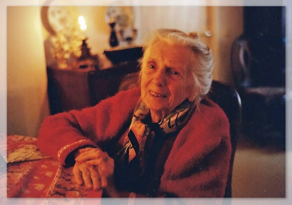 Mormor 92 år